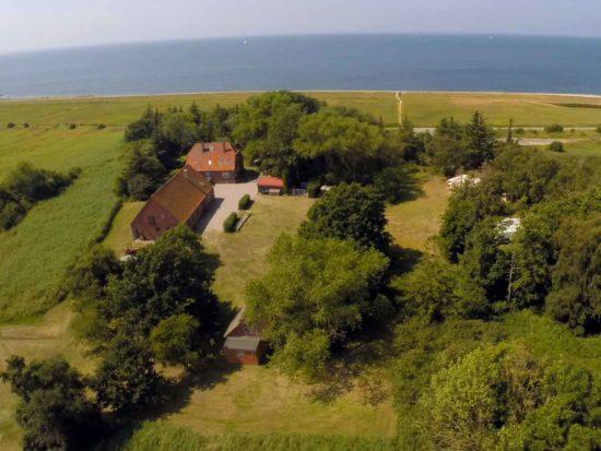 Ferienhof am Meer auf Fehmarn in Wallnau